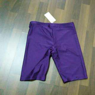 Sonata Purple Tights