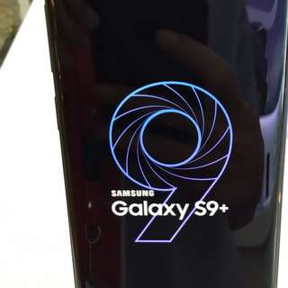 Samsung Galaxy S9 Plus. Kredit cepat proses persetujuan 3 menit