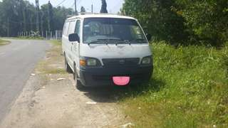 Toyota Hiace Manual for Sell (Cash)