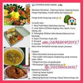 Catering bude marni