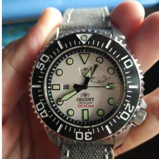 Orient Pro Saturation Diver 300m