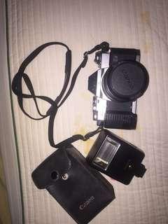 Camera canon AL-1 tahun 1960