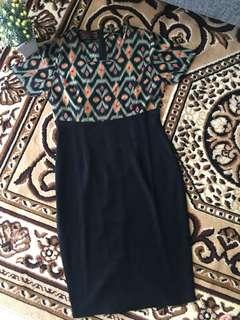 Dress batik Sjaherman Daughter
