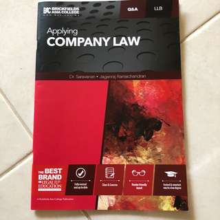 Company Law Q&A Essay / Problems Sample answers