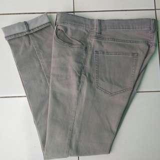 Uniqlo soft jeans - soft jeans uniqlo