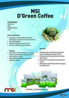D' GREEN COFFEE