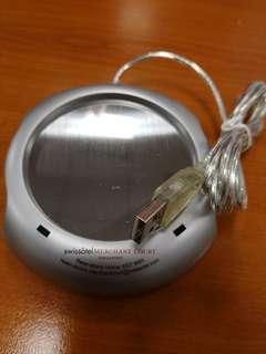 酒店記念品 - USB暖杯座
