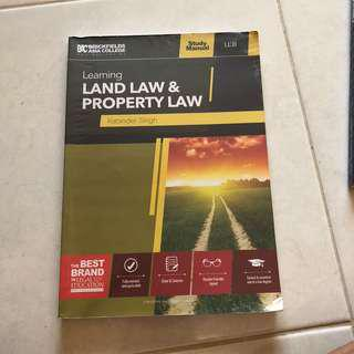 Land Law Study Manual