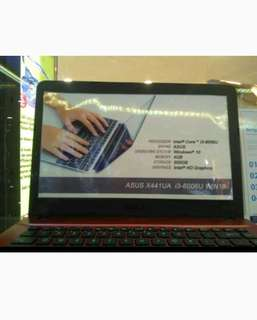 Laptop Asus X441UA i8-6006U WIN10
