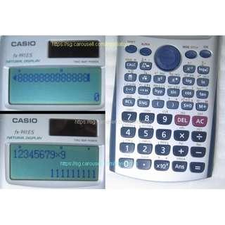 Scientific Calculator for school use . Casio fx-991ES