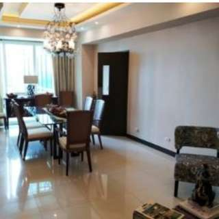 3BR Condominium for Sale in 8 Forbes Town Road - Taguig