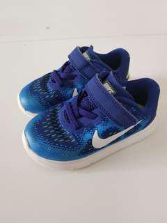 Blue Nike Shoes size uk7 us 6.5