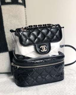 Chanel Backpack Small