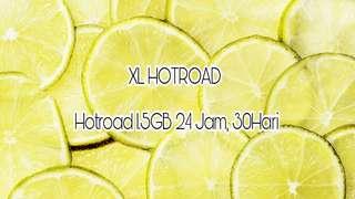 PAKET KUOTA XL HOTROAD