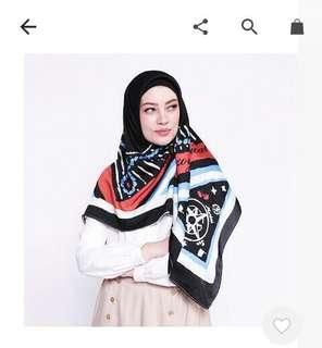 Jilbab Zoya Original