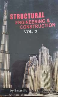 Besavilla Civil Engineering Books