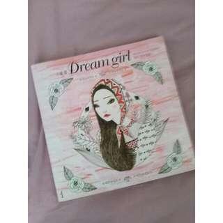Korean Coloring Book