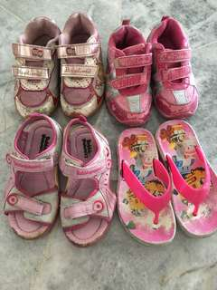 Kids Shoes Barbie Bumble Gummers