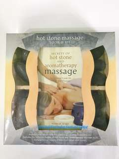 Hot Stone Massage Book & Kit