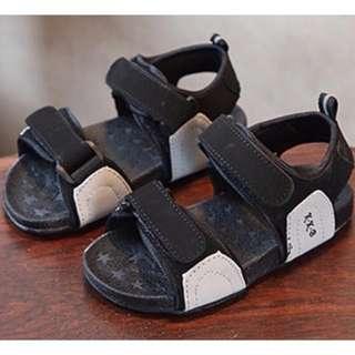 Sepatu Sendal Anak Cowo Size 27