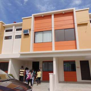 Hampstead Place House for Sale in Nangka Marikina RFO with amenities
