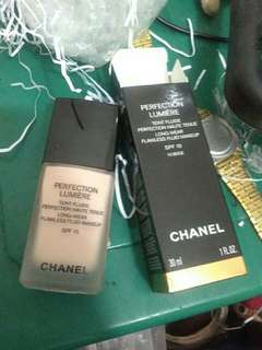 chanel perfcetion lumiere
