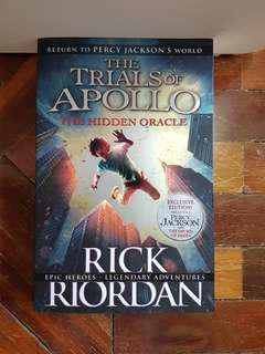 The Trials of Apollo Percy Jackson