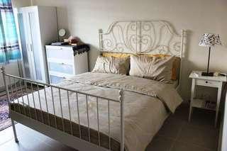 Bedframe n mattress