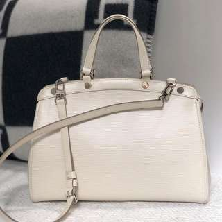 LV BREA MM EPI White