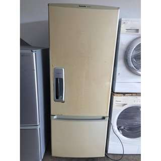 2D Recond Fridge Panasonic Peti Ais