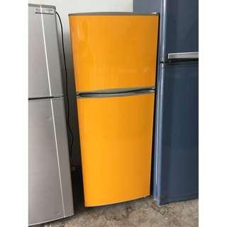 Recond Yellow 2D Panasonic Fridge Peti Ais