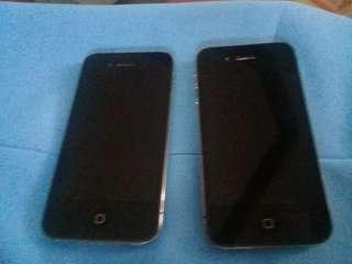 Iphone 4 Sprint carrier ( No Sim Slot) 3K bundle