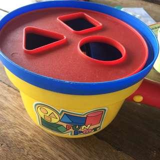 Shape Bucket