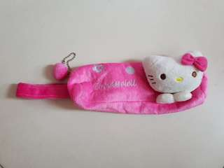 Brand New Hello Kitty Pink Pencil Case