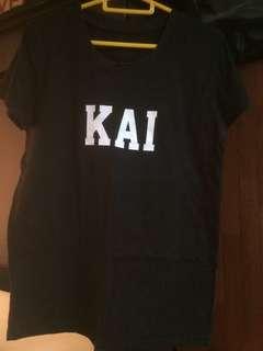 exo kai t shirt