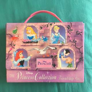 Disney Princess Collection Friendship Box
