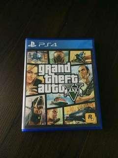 Grand Theft Auto Five (GTA V)