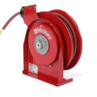 Spring Retractable Steel Hose Reel