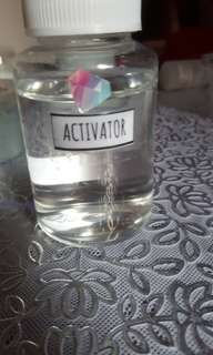 Activator for slime