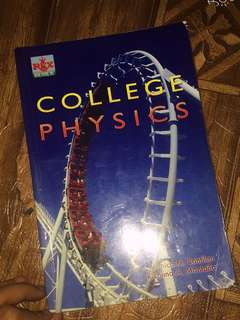 Rex bookstore college physics