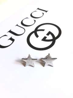 NEW GUCCI (REP) STAR EARRING