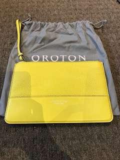 Oroton pouch/clutch