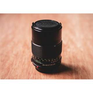 Canon FD 135mm f2.8 Vintage Manual Telephoto Lens