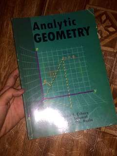 NBS Analytic Geometry