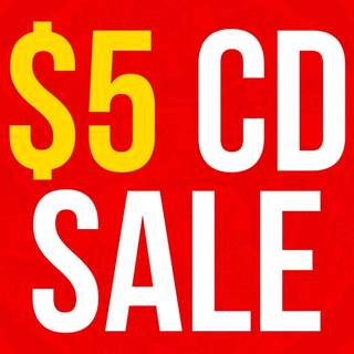 CDs for sale compact disc cd albums singles $5 each  double cd albums $10 each  maxi CD single 3 for $10 mostly USA Pressing pop rock jazz listings on this ac --> jacksemporium247