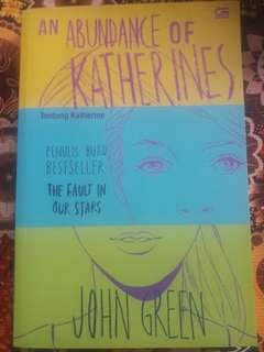 John Green - An Abudance Of Katherines
