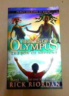 Heroes Of Olympus:The Son of Neptune