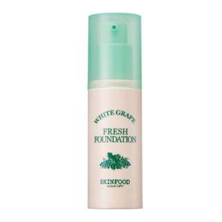 Skinfood White Grape Fresh Foundation (23 Natural Beige)