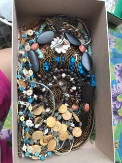 Lot of Necklace and Bracelet
