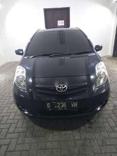 Toyota Yaris J AT 2008